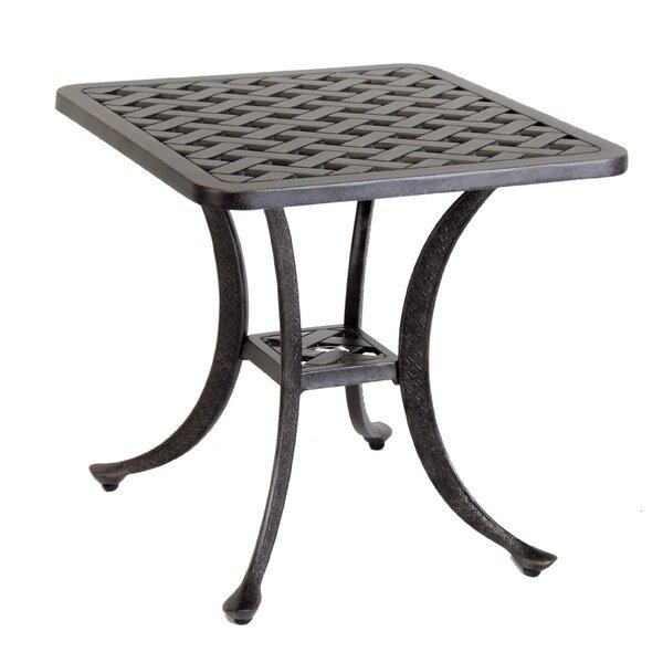 Ventura Metal Side Table by Alcott Hill