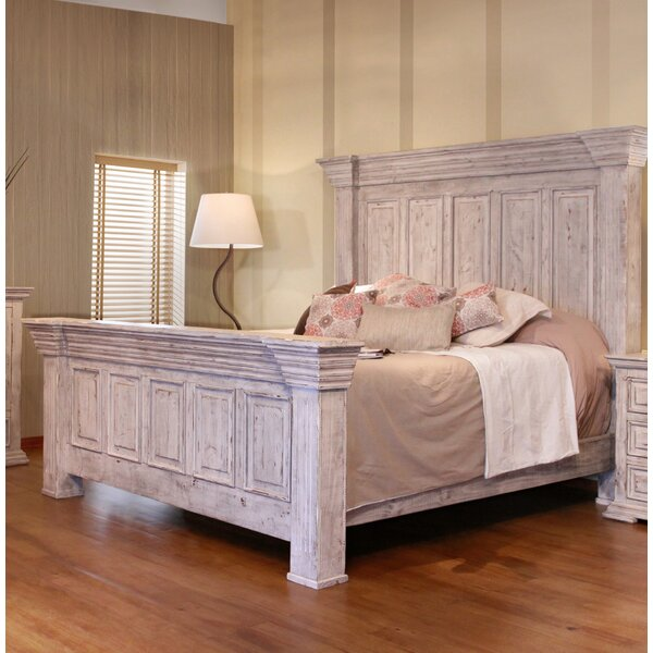 Platform Bed by Artisan Home Furniture