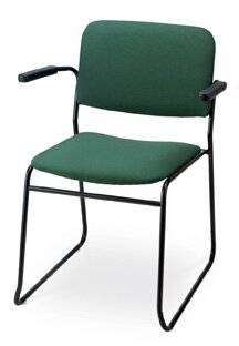 Endurance Stacking Chair with Cushion by MLP Seating