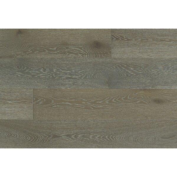 George 7-1/2 Engineered Oak Hardwood Flooring in Gray by Majesta