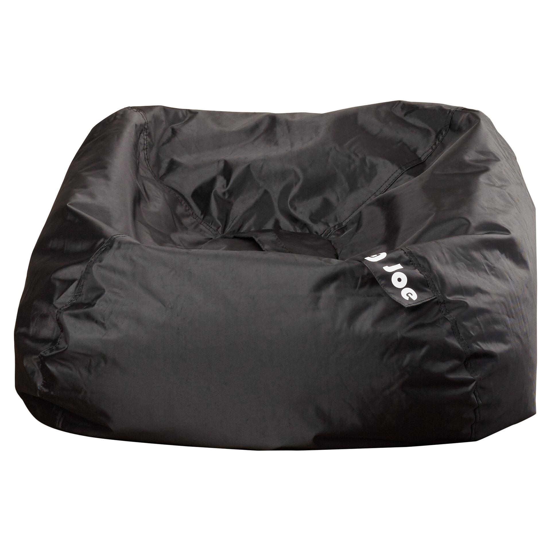 Comfort Research Big Joe Smartmax Bean Bag Chair U0026 Reviews | Wayfair