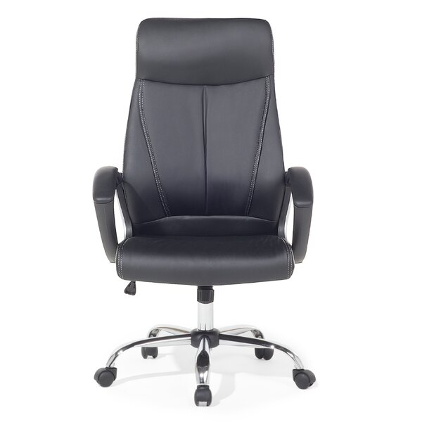 Champion Swivel High-Back Desk Chair by Home Loft Concepts