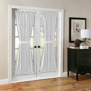 French Door Curtains | Wayfair