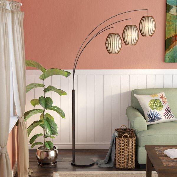 Sade 82 Tree Floor Lamp by Beachcrest Home