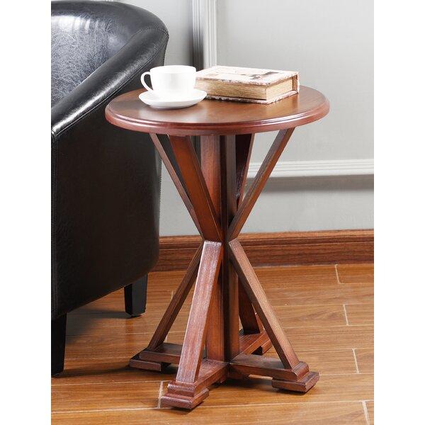 Jaxson End Table by Charlton Home