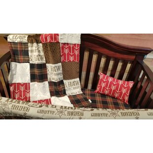 Big Save Strecker 3 Piece Crib Bedding Set ByHarriet Bee