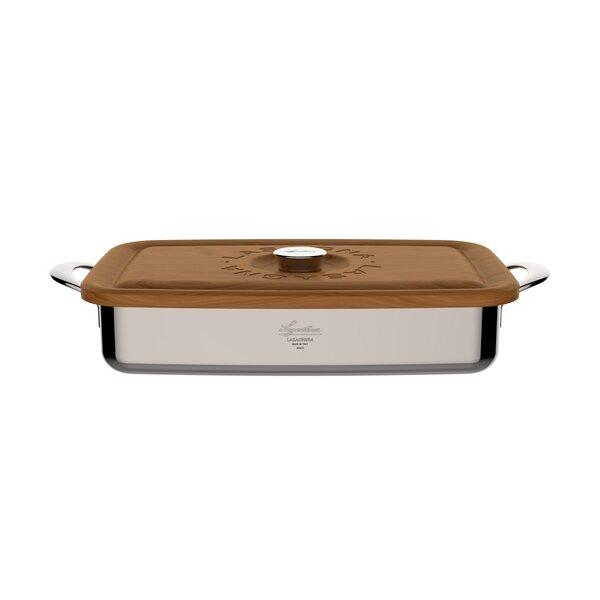 Lasagna Pan with Lid by Lagostina