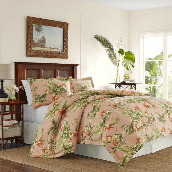 Siesta Key Cotton Reversible Comforter Set