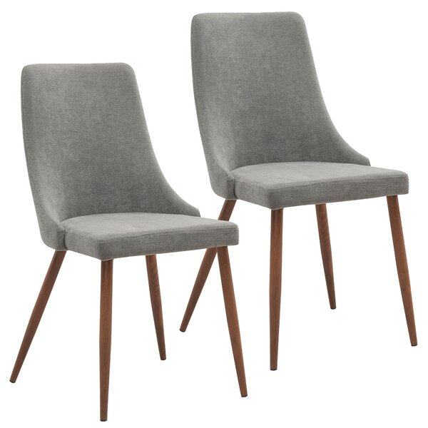 Aldina Upholstered Dining Chair (Set of 2) by Langley Street