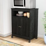 Microwave Carts & Stands You\'ll Love in 2020 | Wayfair