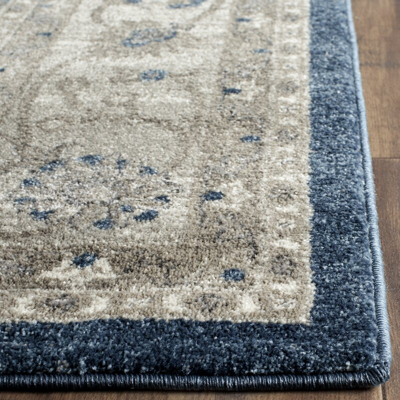Sofia Blue Beige Area Rug Amp Reviews Birch Lane