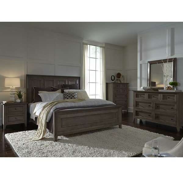 Carly Platform Configurable Bedroom Set by Birch Lane™