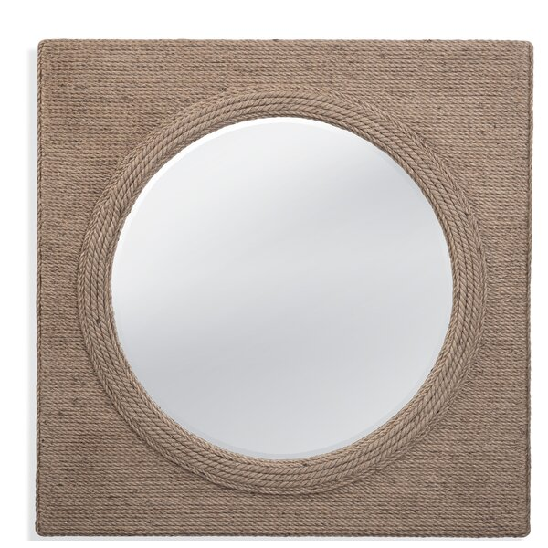 Gordy Wall Accent Mirror by Breakwater Bay
