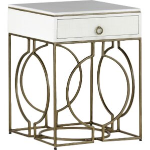 Cedric End Table by Gabby