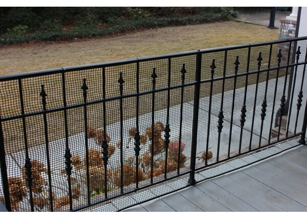 3 ft. H x 15 ft. W Deck Fencing by Cardinal Gates