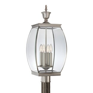 Best Choices Vieux Outdoor 4-Light Lantern Head By Lark Manor