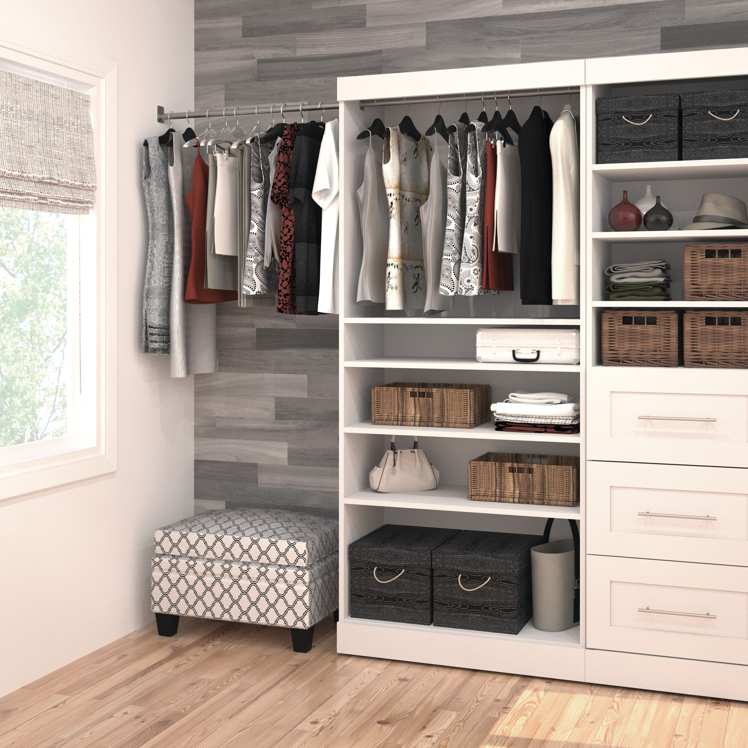 installation closets through modern ma organization wooden rated glance office with size home full systems storage for cabinets garage wardrobe highest etc design drawers of ct custom closet wood