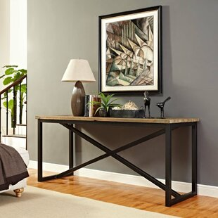 Reviews Goodman Console Table by Union Rustic