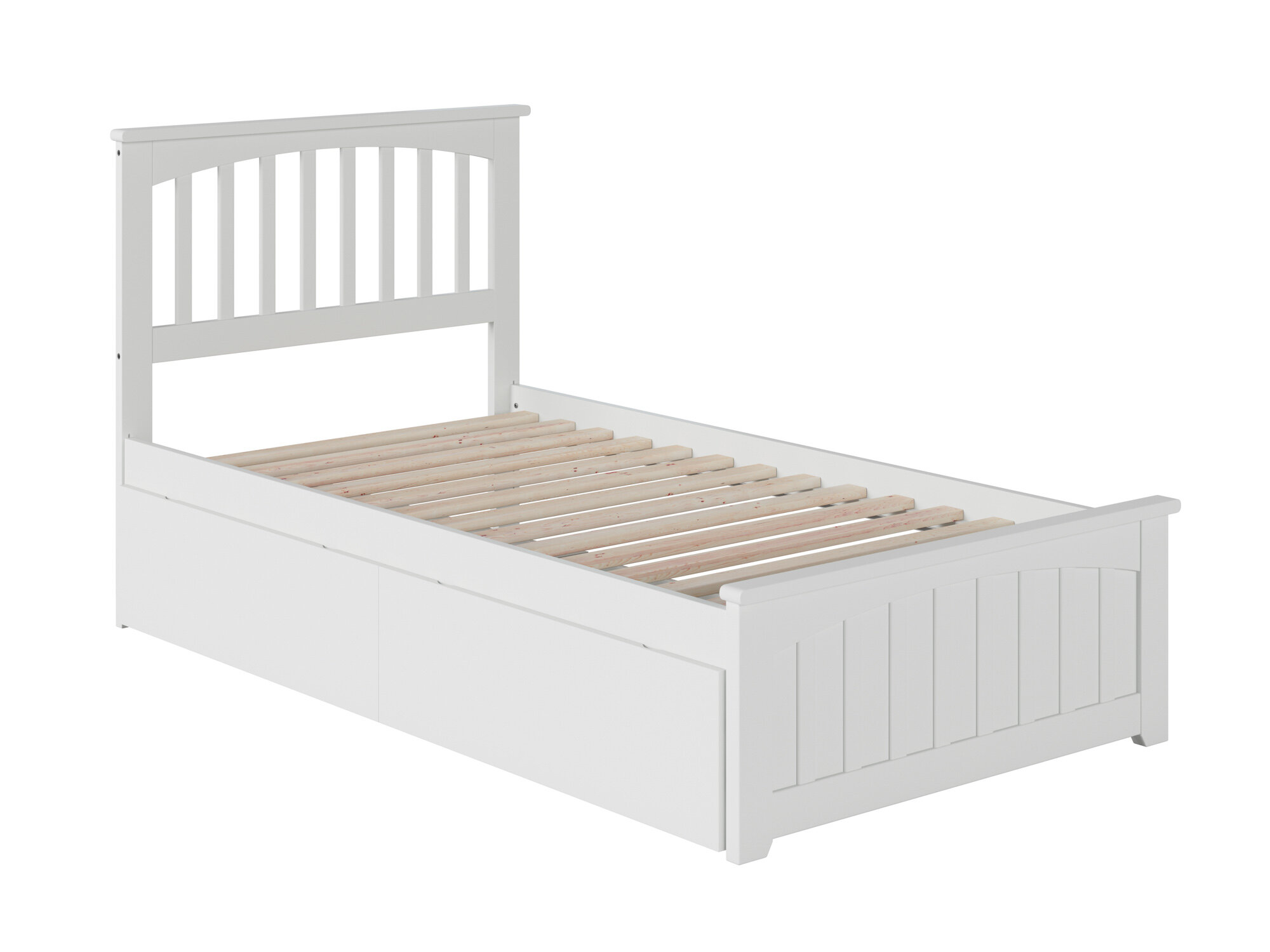 Picture of: Extra Long Xl Twin Beds You Ll Love In 2020 Wayfair