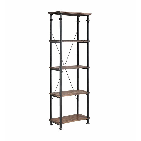 Cular Estates Etagere Bookcase By 17 Stories