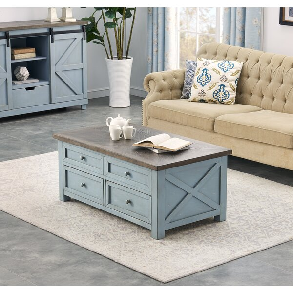 Edmond Lift Top Coffee Table with Storage by Gracie Oaks Gracie Oaks