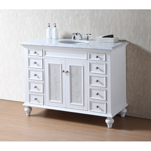 Odum 48 Single Bathroom Vanity Set by Bungalow Rose