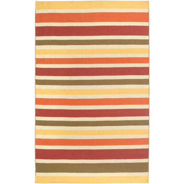 Hand-Woven Area Rug by The Conestoga Trading Co.