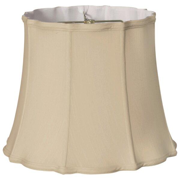 12 Silk Bell Lamp Shade by Alcott Hill