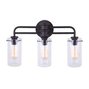 Big Save Dayna 3-Light Vanity Light ByWilliston Forge
