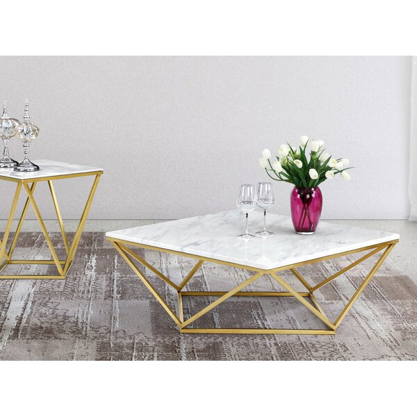 Robeson 2 Piece Coffee Table Set by Willa Arlo Interiors Willa Arlo Interiors