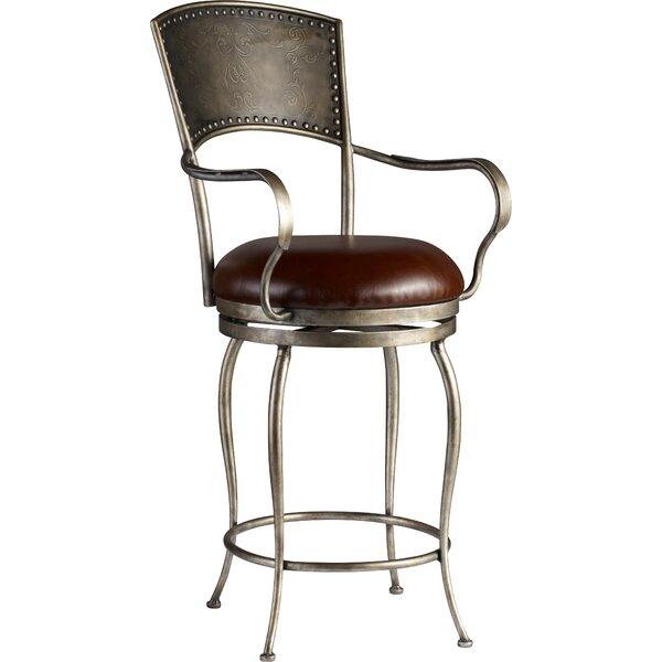 30.25 Swivel Bar Stool by Hooker Furniture