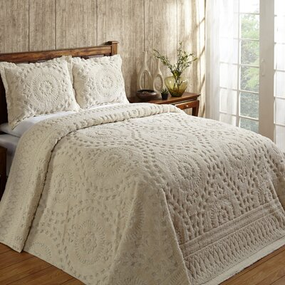 faunia cotton bedspread - Twin Quilts
