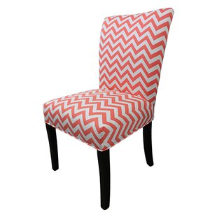 Garavan Cotton Parson Chair (Set of 2) by Latitude Run