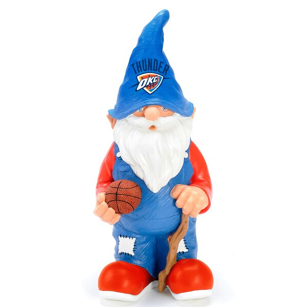 NBA Gnome Statue by Forever Collectibles