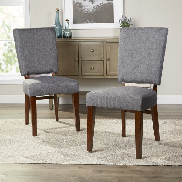 Lexus Side Chair (Set of 2) by Mistana