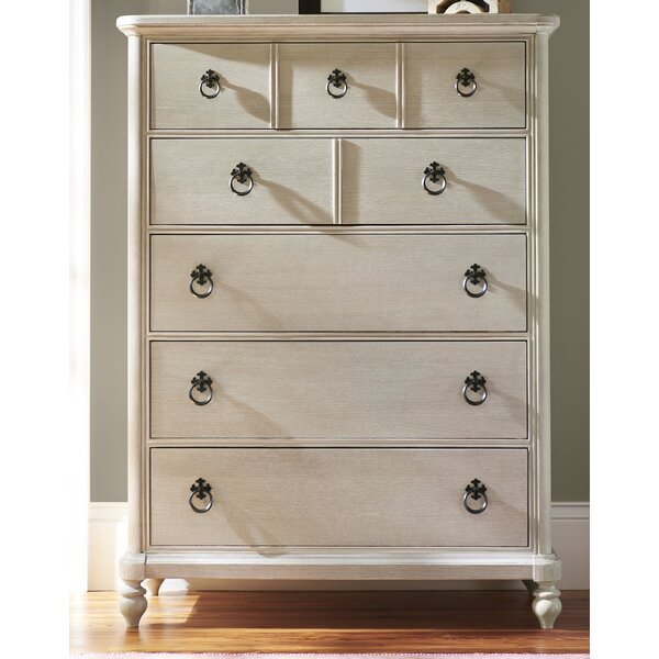 Pennock 5 Drawer Chest by One Allium Way