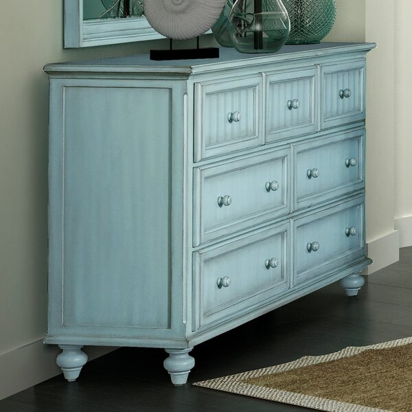 Kolya 7 Drawer Double Dresser By Highland Dunes by Highland Dunes Spacial Price