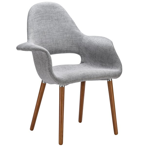 Kansas City Upholstered Dining Chair by Langley Street