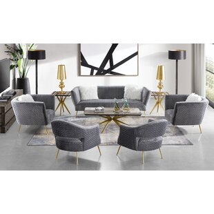 Standard Configurable Living Room Set by Pasargad