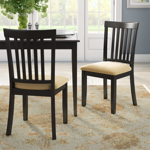 Oneill Upholstered Dining Chair (Set of 2) by Andover Mills