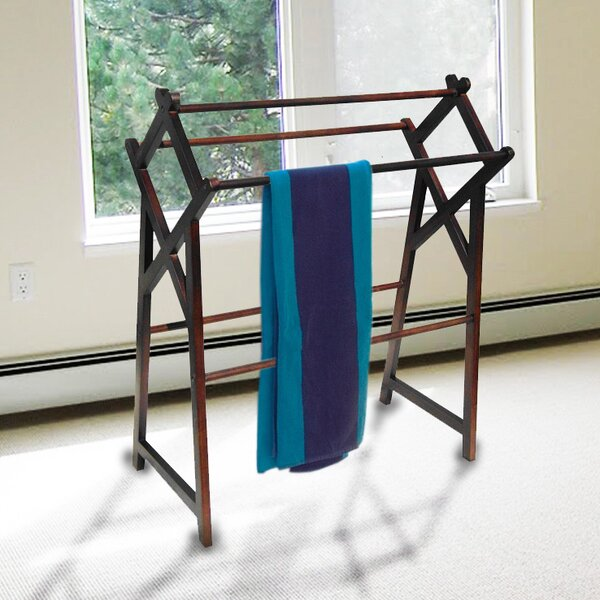 Cross Free Standing Towel Stand by D-Art Collection