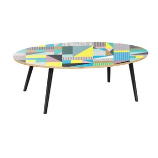 Kempwood Coffee Table Brayden Studio