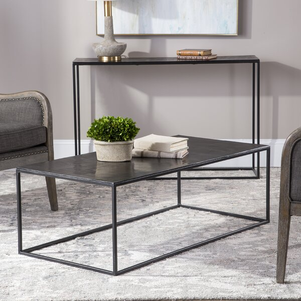 Carr Coffee Table by Williston Forge