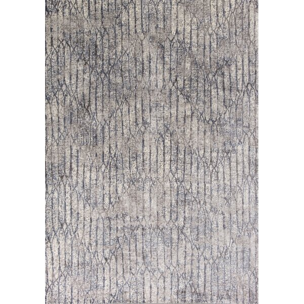 Ashlee Gray/Blue Area Rug by Latitude Run