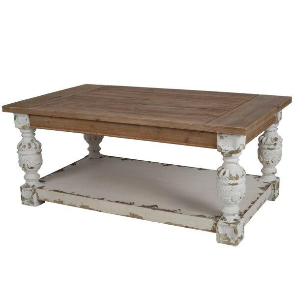 Jakin Coffee Table by Ophelia & Co.