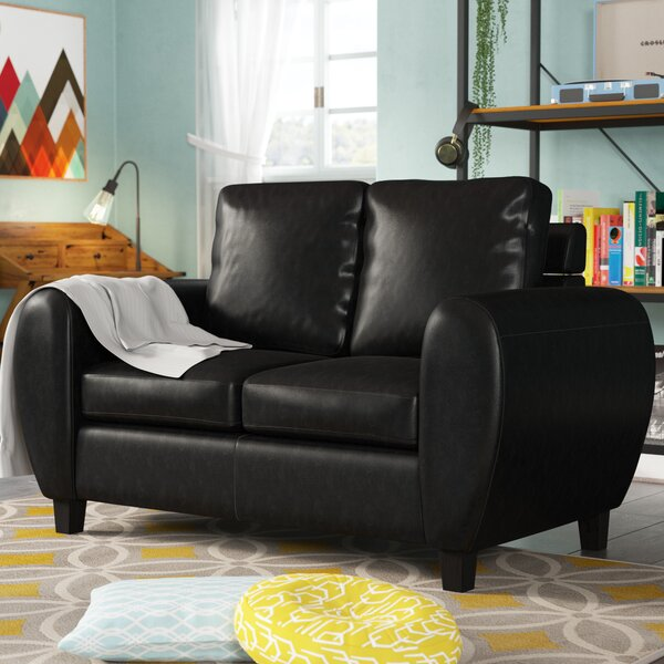 Nona Loveseat by Wade Logan