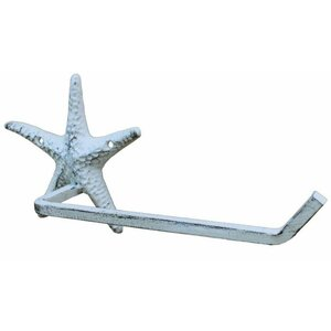 Starfish Wall Mounted Toilet Paper Holder
