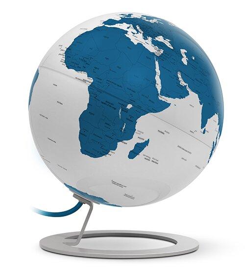 Illuminated I Globe by Atmosphere