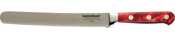 Fire Forged 8 Bread Serrated Knife by Lamson