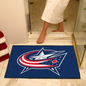 NHL - NCAAumbus Blue Jackets Doormat by FANMATS